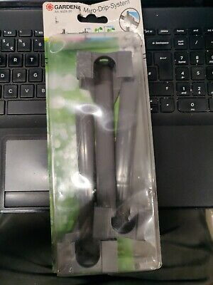 New Gardena Micro Drip System Pk x3 Pipe Guide 4.6mm Garden Watering 8327-20