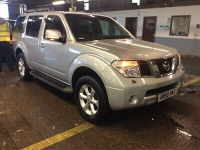 2009 Nissan Pathfinder 2.5 Dci Aventura - **Spares Or Repair** Recovery Needed
