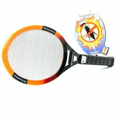 Waspie Executioner Fly Swat Electric Swatter Bug Zapper Racket Mosquito Killer