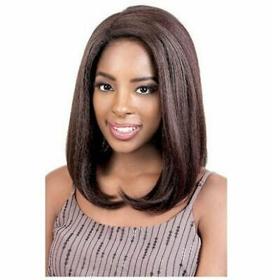 Beshe Deep J-Part Lace Front Wig - LLDP 316 - BLUNT BOB LAYERED CUT