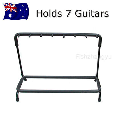 7 Guitar Stand Rack Holder for Electric Acoustic Bass AU