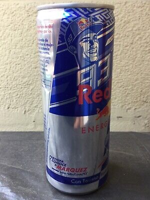 NEW 2019 Red Bull Energy drink can lata 93 MARQUEZ x7 World Champion