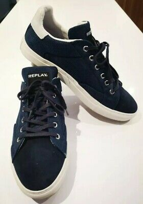 REPLAY BEMD, MEN'S Trainers Pumps £75.00 | PicClick UK