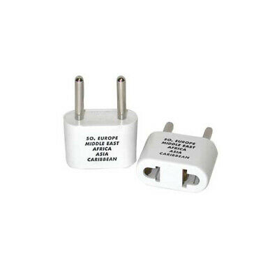 CONAIR(R) NW1C Conair(R) Adapter Plug for Europe, Middle East, Parts of Afric...