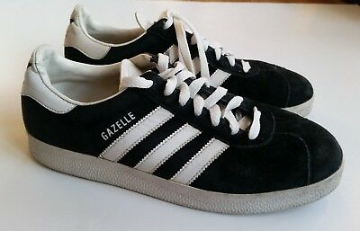 ADIDAS GAZELLE BLACK EU 42 UK 8 US 8,5 Originals Spzl Stan