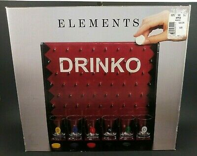 Drinko Shot Game Elements 4008201
