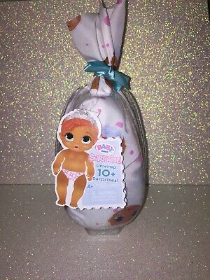 Baby Born Surprise Series 2----Unwrap 10+ Surprises Boy or Girl----*NEW SEALED*
