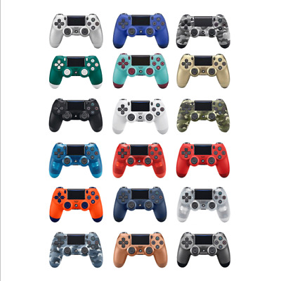 Drahtloser Bluetooth Gamepad Controller Videospiele Game Handle Controller PS4