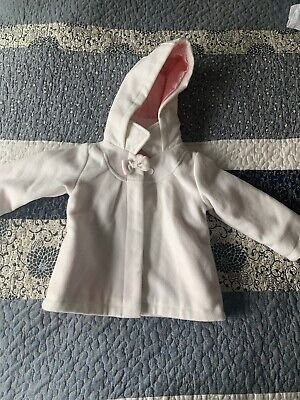 Sprout Size 2 Girls Winter Jacket Immaculate Condiiton