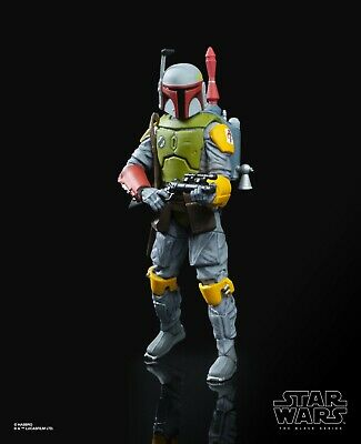 "Sdcc 2019 Hasbro Exclusive Star Wars Boba Fett Original Appearance 6"" Figure-New"