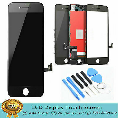 For iPhone 8 7 6 6S Plus 5S LCD Screen Touch Digitizer Full Assembly Replacement