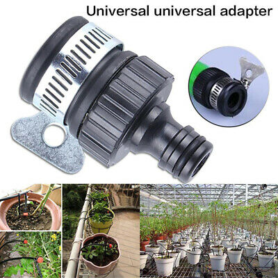 Universal Kitchen Garden Tap Connector Mixer Hose Adaptor Pipe Joiner Fitting