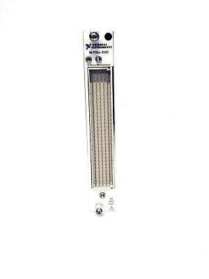 National Instruments PXIe-2525 64‐Channel, 2 A, Multibank, 2‐Wire Switch Module