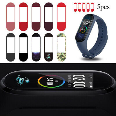 Nano Scratch-proof Anti-Shock Full Screen Protective Film For Xiaomi Mi Band 4