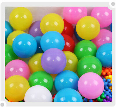 Colorful Ball Water Pool Plastic Soft Eco-Friendly Baby Toy Ocean Wave Plaything