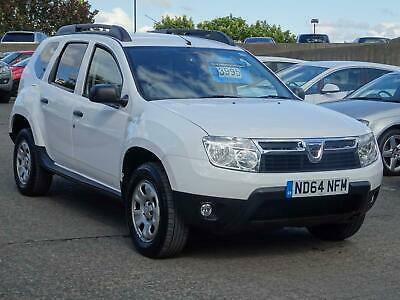 2014 Dacia Duster 1.5 dCi Ambiance 5dr