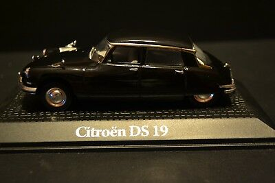 Nice 1//43 Citroen DS21 Chapron Presidential Car Norev Atlas France