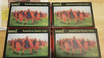 Toy Soldiers Ceasar Miniatures 1/72 Republican Roman Army