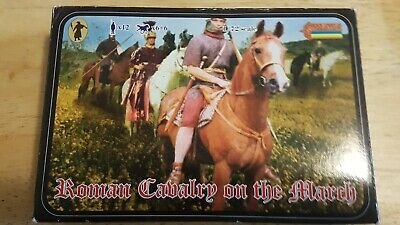 Strelets-r Toy Soldiers 1/72 Roman Cavalry