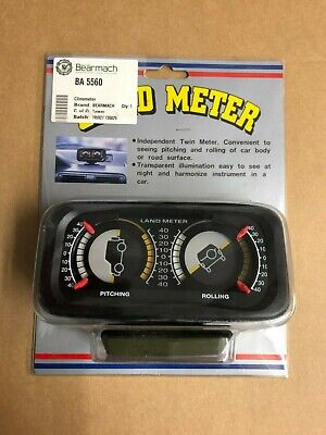 Bearmach Land Rover Jeep Expedition Double Incline Land Meter - BA 5560