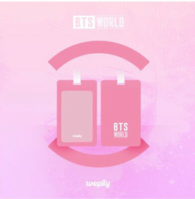 Bts - World Ost Weply Pre-Order Benefit Name Tag Rm J-Hope