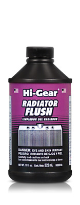 Hi-Gear 7 Minute Radiator Flush 325 ML Made in USA