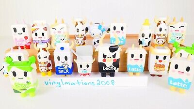 best cheap af3e8 c53c1 TOKIDOKI MOOFIA MOZZARELLA unicorno cactus pets tiger lot ...
