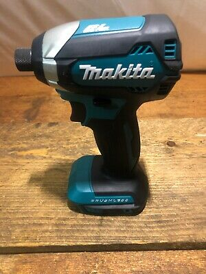 Makita DTD153Z 18V LXT Lithium Ion Brushless Impact Driver Bare Unit - DTD129 RP