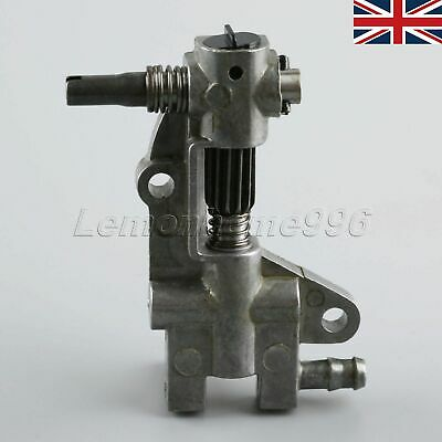 HQ Metal Oil Pump 2 Stroke Fits Chinese Chainsaw 4500 5200 5800 45CC 52CC 58CC