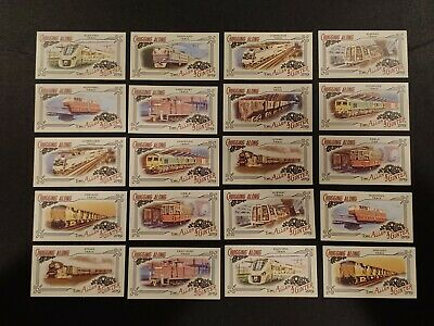 2019 ALLEN & GINTER CHUGGING ALONG MINI You Pick Complete Your Set $.99 MAX SHIP