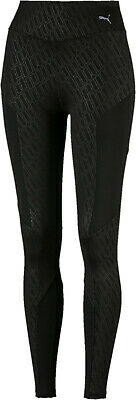 PUMA DAMEN LAUFTIGHTS 515040 01 Core Run Long Tight Schwarz