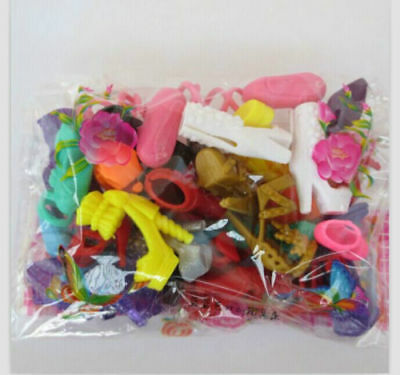 15pair / lot New orignal Shoes for barbie doll high quality Doll accessories044