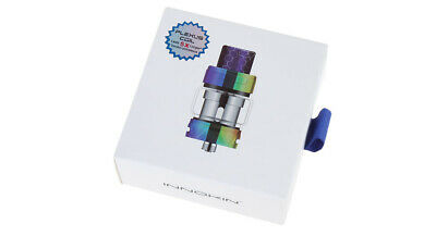 Authentic Innokin Plex Sub Ohm Tank Clearomizer Rainbow