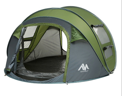 Ayamaya Tents 2-3 Person/People/Man Instant Pop Up Easy Quick Setup, Ventilated