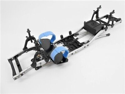 Axial SCX10 Chassis Boom Racing Aluminum Skid Plate, Links 1/10 Scale