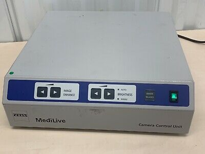 Carl ZEISS Medilive CCD Camera Control Unit for Surgical Microscope System