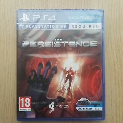 The Persistence (PS4 PLAYSTATION 4 VIDEO GAME) *NEW/SEALED* FREE P&P