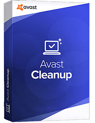 Avast CleanUP 2019 - 5 DEVICES(WINDOWS) - 1 YEAR - ORIGINAL KEY