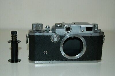 Canon 2B Vintage 1949 Japanese Rangefinder Camera. Service. No.39552. UK Sale