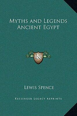 Myths and Legends Ancient Egypt by Lewis Spence: New