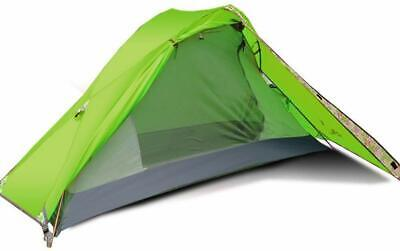 Flytop Lightweight Backpacking Single Person Tent 1-Person Tent For Camping B...