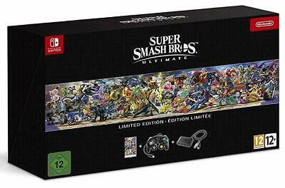 Super Smash Bros. Ultimate - Limited Edition - Nintendo Switch - TOP Zustand