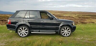 Range rover sport hse  4.2 supercharged...