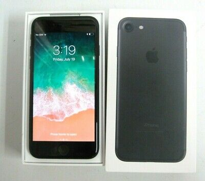 Apple iPhone 7 A1778 - 32GB - Black (AT&T) Smartphone (GSM) - Clean ESN ~ MINT