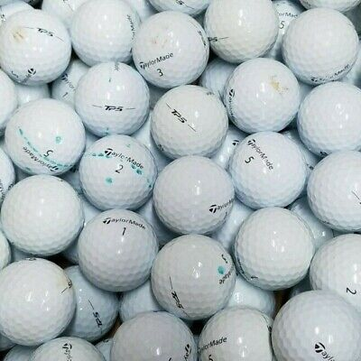 Taylormade TP5 Golf Balls AAA 3A - 120 Lot - FREE SHIPPING