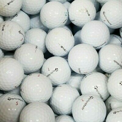 Taylormade TP5x Golf Balls AAA 3A - 50 Lot - FREE SHIPPING
