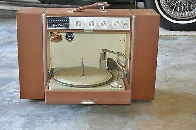 RCA Victor Stereo High Fidelity Portable Record Player