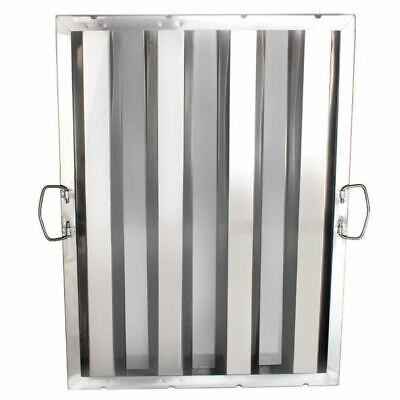 """Replacement Stainless Steel Grease Hood Filter 16"""" x 25"""""""