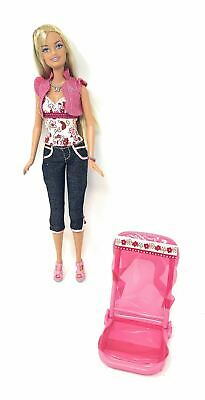 Barbie Sisters Camping Family Doll with Lawn Chair - P8437 - 2008 - LOOSE