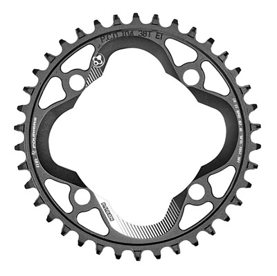 Fouriers bicycle chainring bcd120 narrow wide circle 1xSystem For SHIMANO
